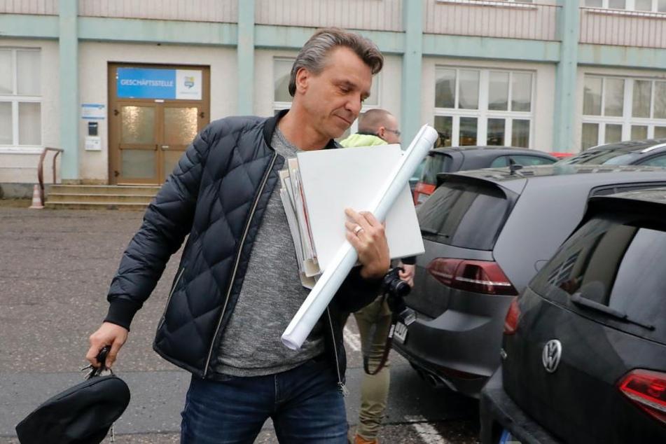 Drittligist Chemnitzer FC beurlaubt Trainer Steffen