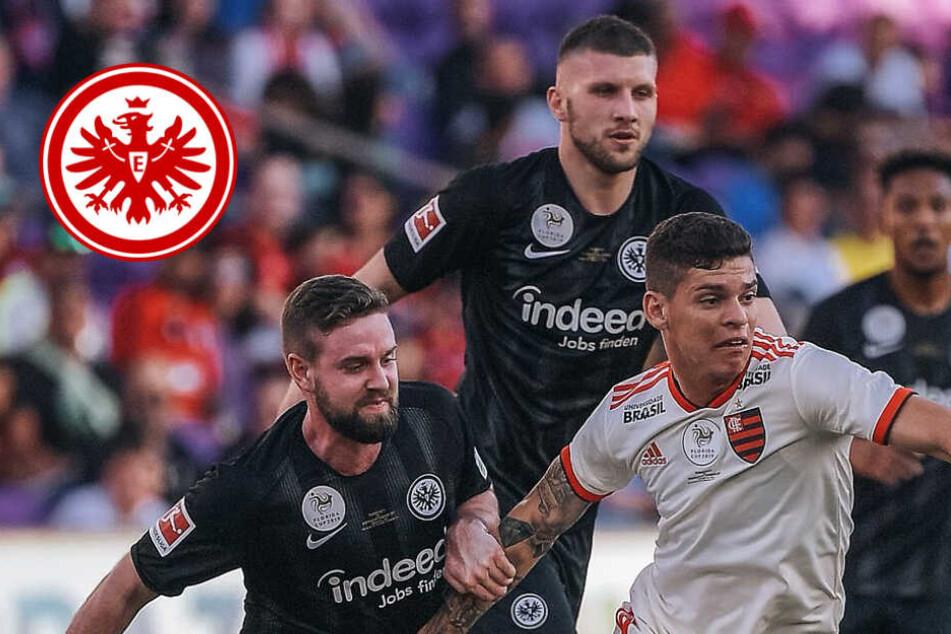 Florida Cup-Pleite: Eintracht Frankfurt scheitert an Flamengo
