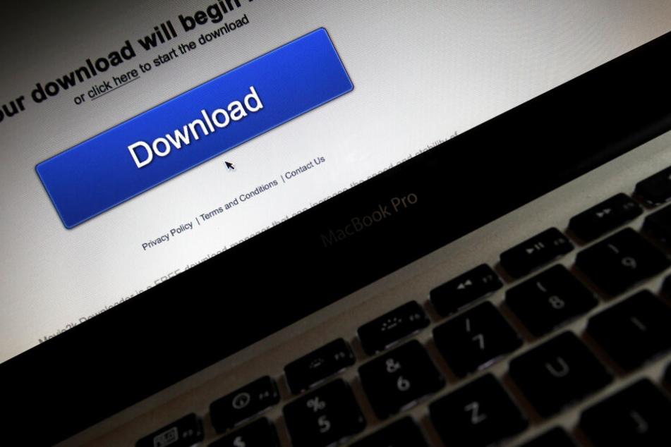 Razzia gegen Deutschlands mutmaßlich größte illegale Filesharing-Plattform