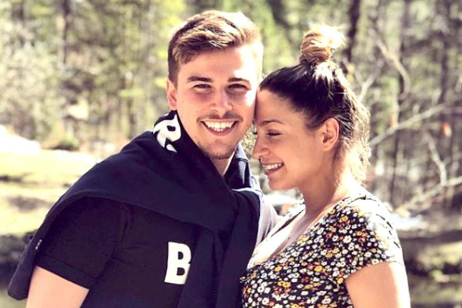In den nächsten zwei Wochen sollen Matthias Höhn und Jenefer Riili Eltern werden.