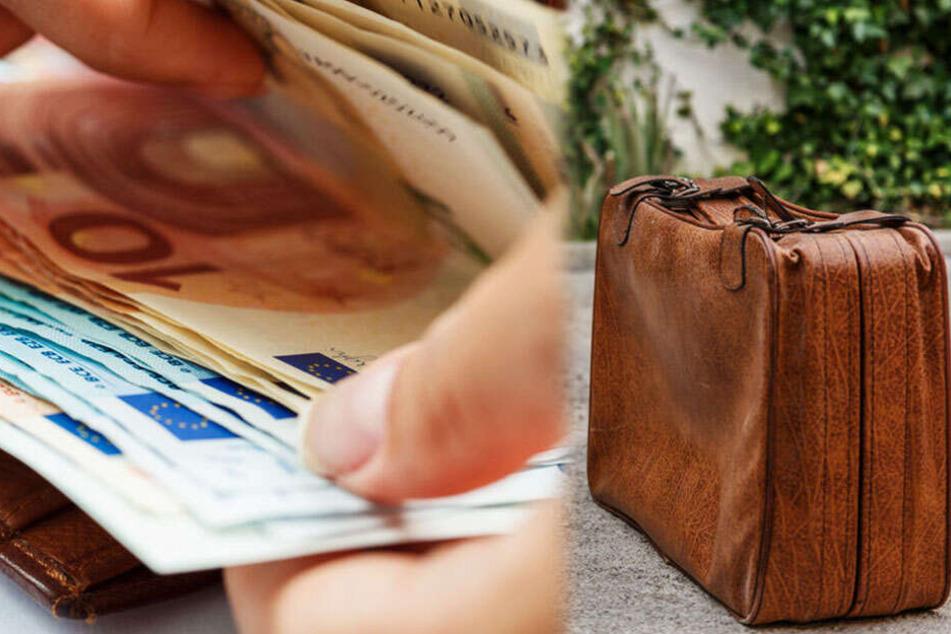 Mann findet Tasche mit 16.500 Euro: Unglaublich, was er mit dem Geld macht