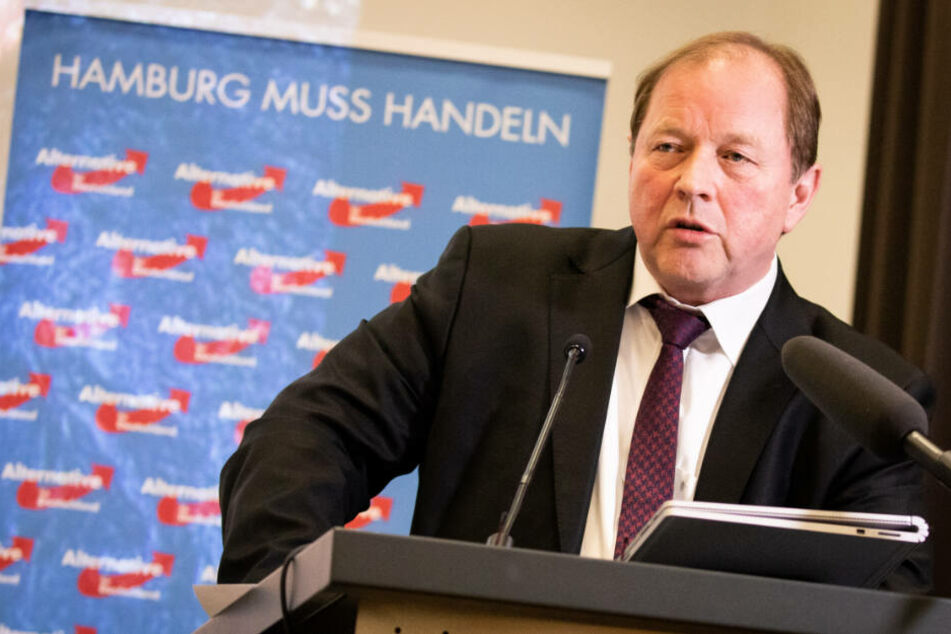 Dirk Nockemann (AfD) im TAG24-Interview: Rote Flora soll zum Kindergarten werden