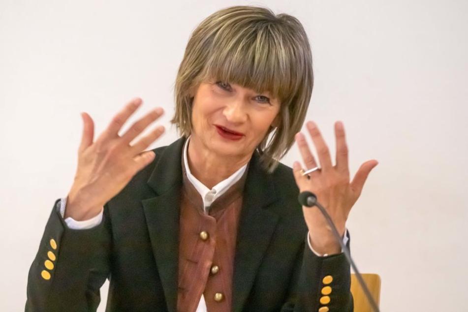 Oberbürgermeisterin Barbara Ludwig (56, SPD) hat Versäumnisse beim Thema Bürgerbeteiligung eingeräumt.