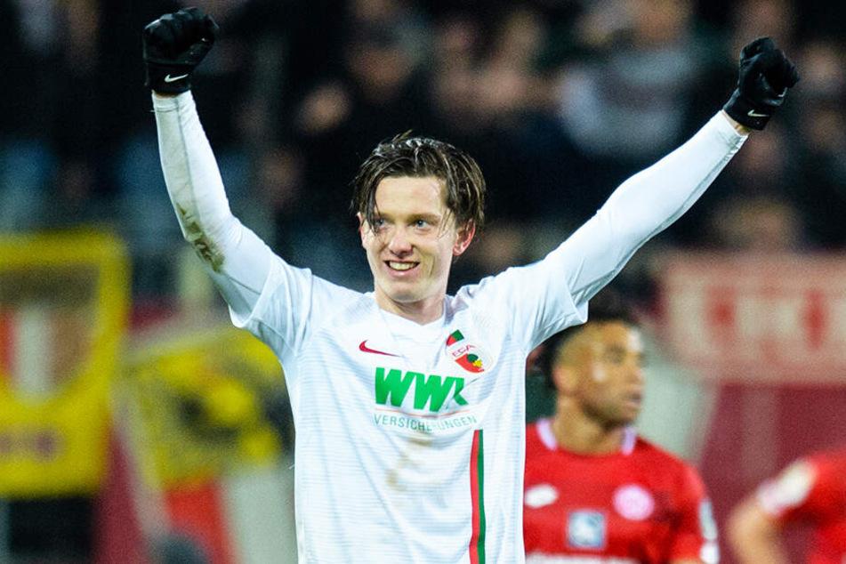 Michael Gregortisch soll beim SV Werder Bremen auf dem Zettel stehen.