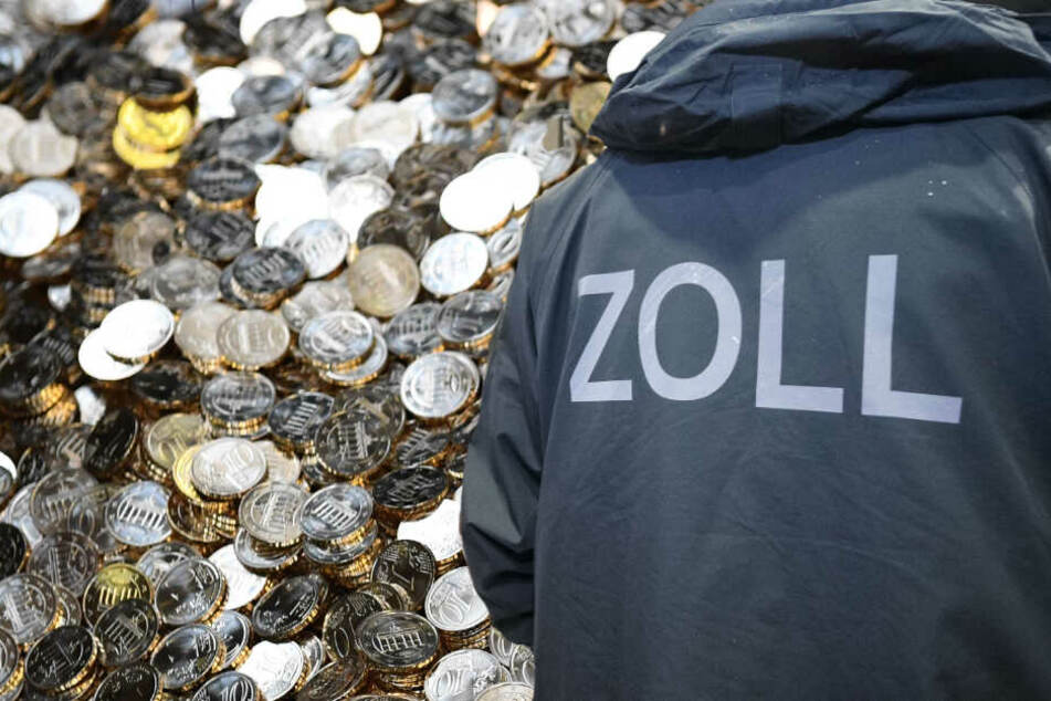 18.000 Euro in Münzen über die Grenze geschmuggelt