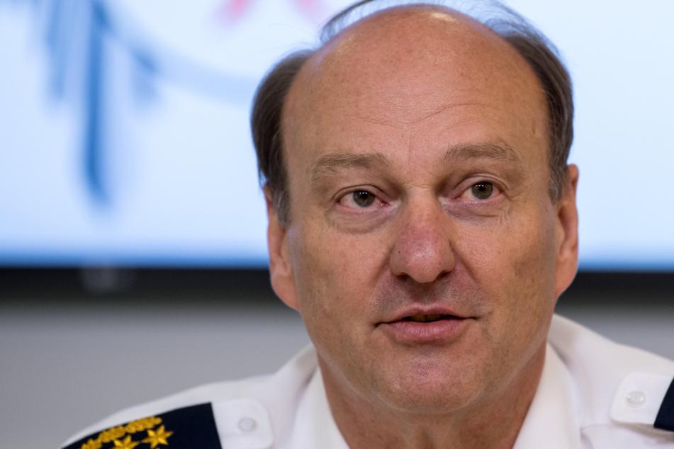 Münchner Polizeipräsident Andrä bei schwerem Unfall auf Autobahn verletzt