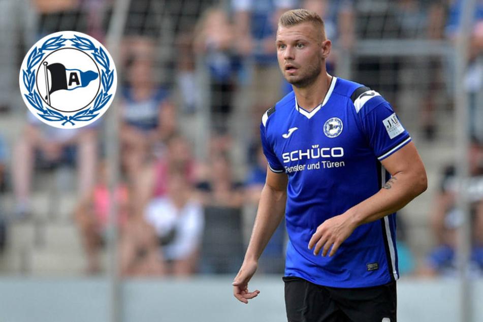 Florian Hartherz (25) hat zwei große Idole auf seiner Position.