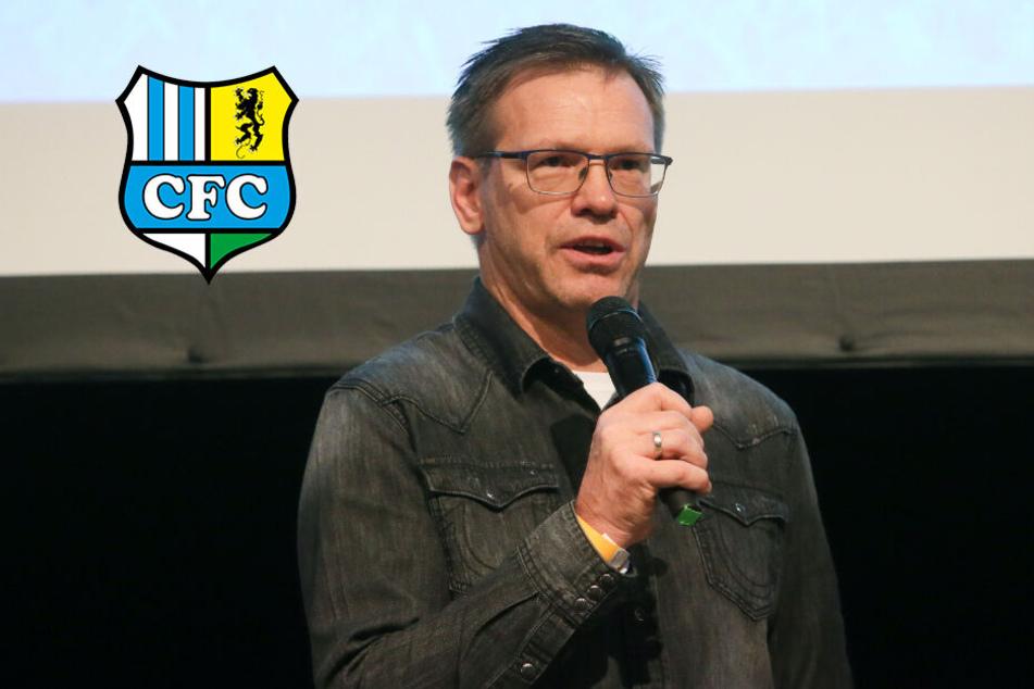 """CFC-Geschäftsführer stellt klar: """"Wir haben Manager Markus Thiele abgesagt!"""""""