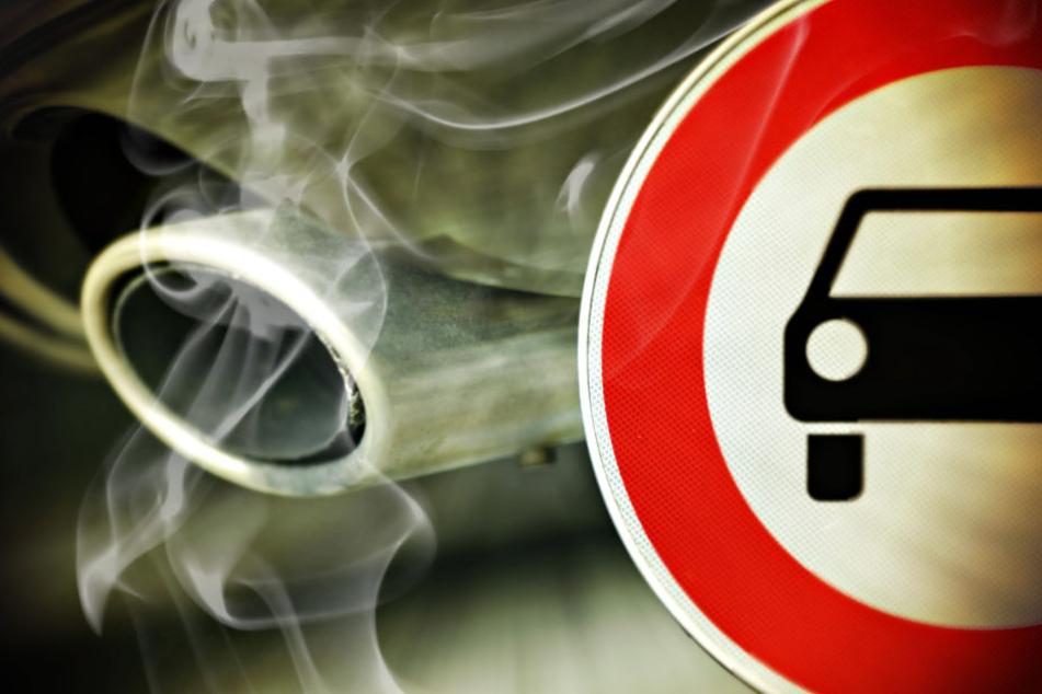 Für Autos der Dieselnorm 3 und 4 dürfte ab 2019 Schluss in Stuttgart ein.
