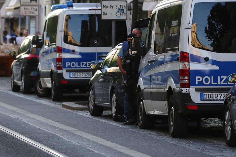 Bandenkrieg auf Eisenbahnstraße? Mann niedergeschossen