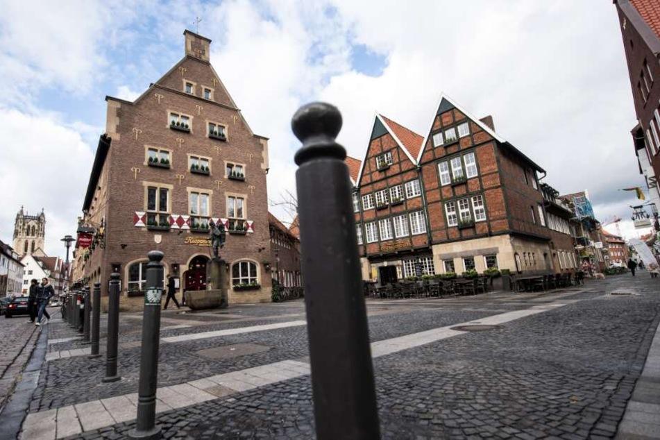 Ein Jahr nach schrecklicher Amokfahrt: Münster gedenkt der Opfer