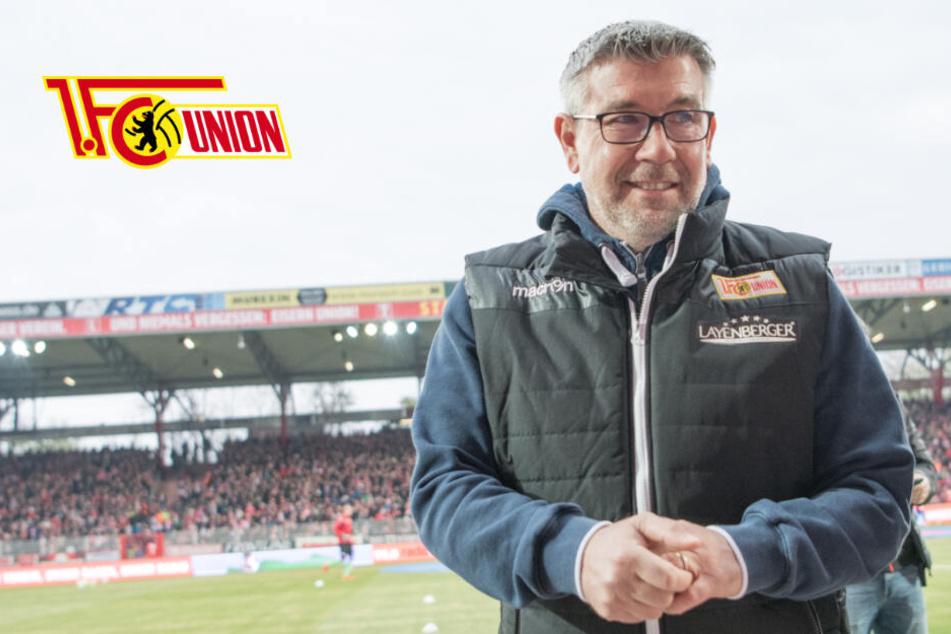 """Unions Fischer fordert: """"Leistung aus dem HSV-Spiel in Darmstadt bestätigen"""""""