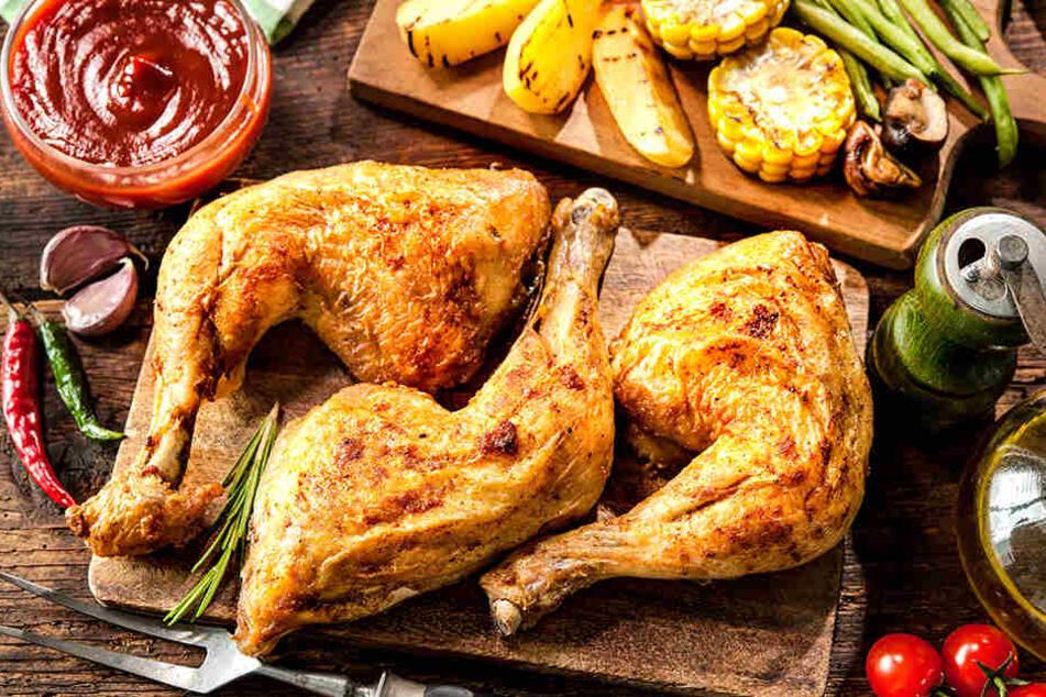 Hätte ein Ehemann sich doch nur daran erinnert, dass er noch Fleisch mit nach Hause bringen sollte!