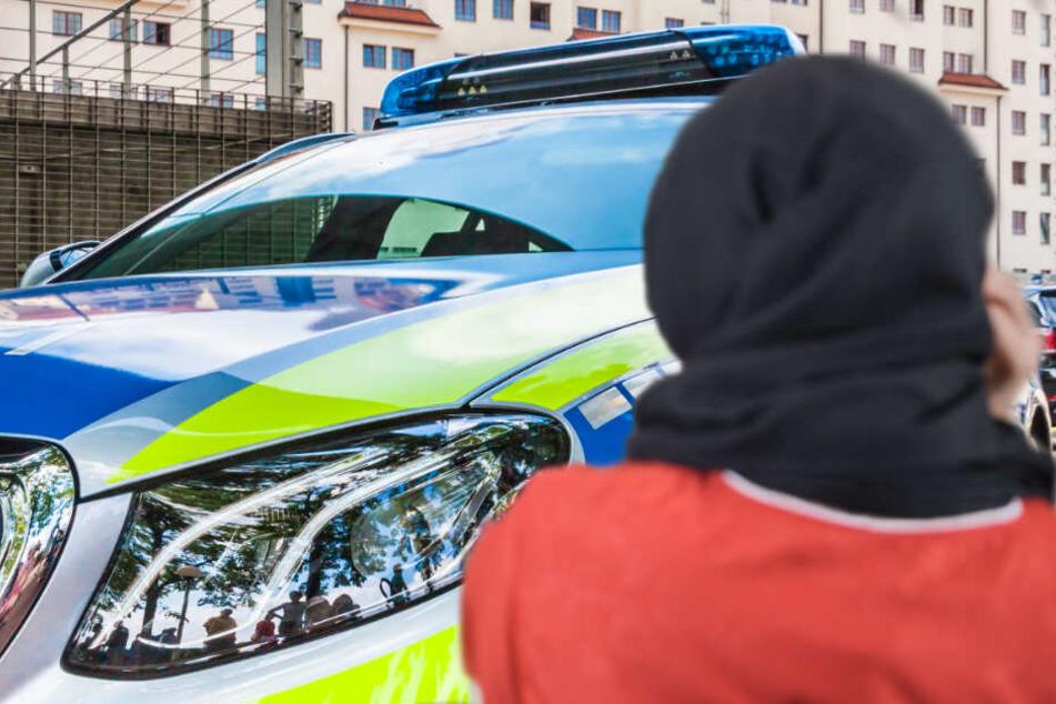 Die Polizei ermittelt nach einem Angriff auf ein elfjähriges Mädchen.