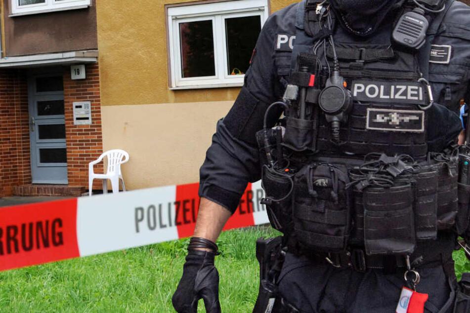 SEK-Einsatz in Offenbach wegen Schuss! Polizei nimmt Mann (41) fest