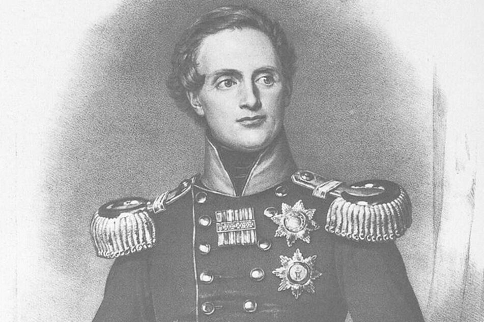 Vater des Denkmalschutzes hierzulande: Friedrich August von Sachsen (1797-1854).