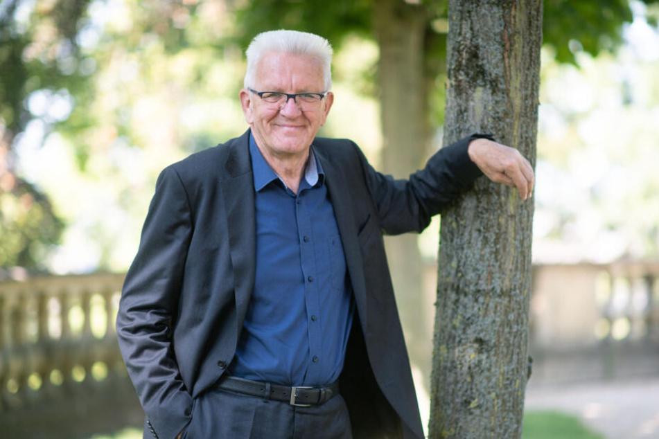 Baden-Württembergs Ministerpräsident Winfried Kretschmann (71, Grüne) wird ebenfalls zum Jubiläumsfestakt erwartet.