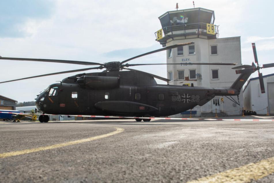 Die Bundeswehr will in Bayern mehrere Millionen Euro investieren. (Symbolbild)