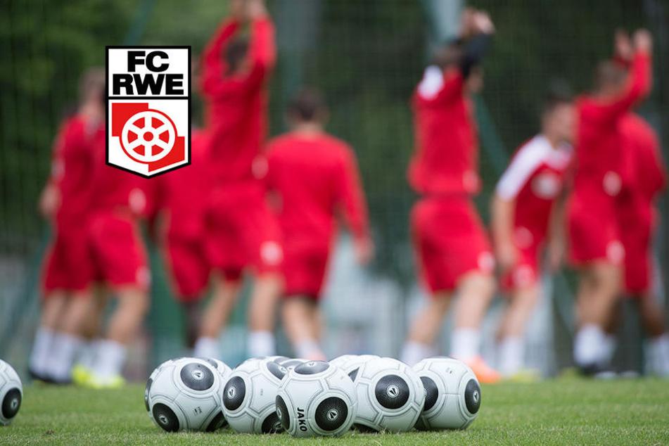 So geht's mit dem FC Rot-Weiß Erfurt weiter