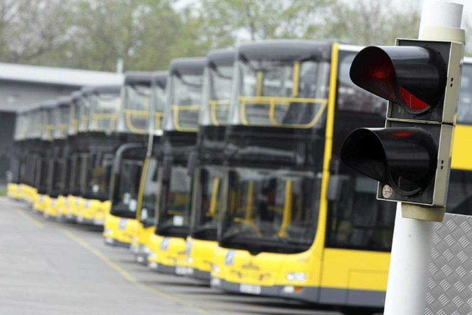 BVG planen Offensive gegen Schwarzfahrer in Bussen