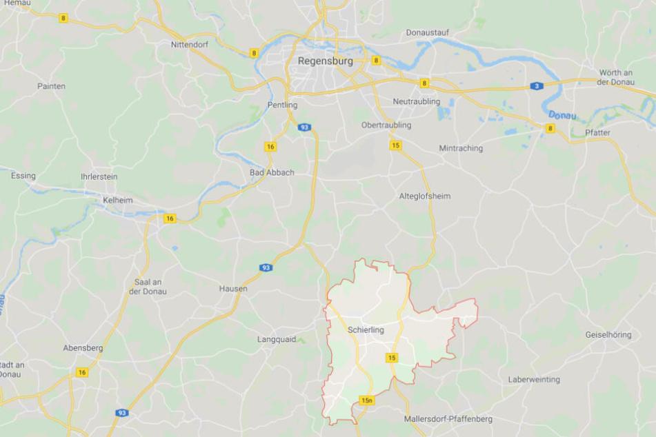 Bei Schierling im Landkreis Regensburg ist es in der Nacht auf Samstag zu einem Zwischenfall gekommen.