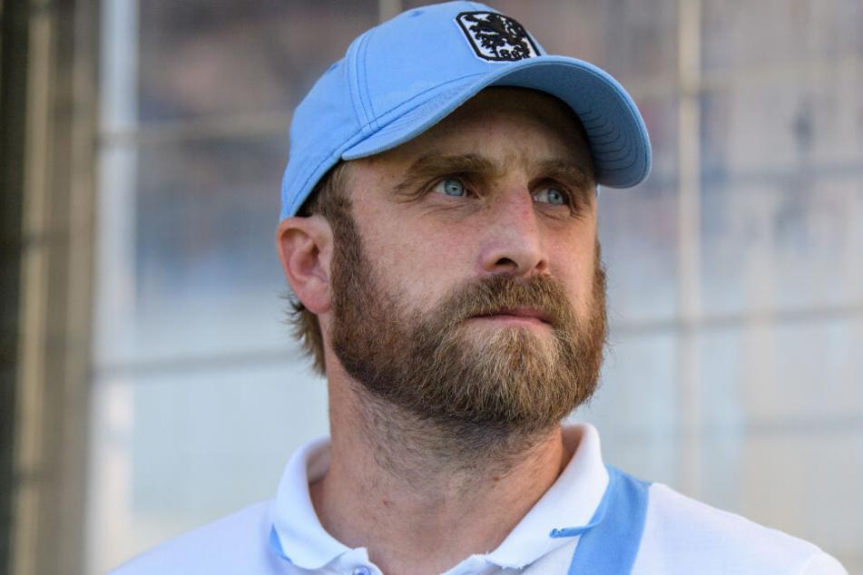 Löwen-Trainer Daniel Bierofka war nach dem ersten Saisonsieg größtenteils zufrieden.