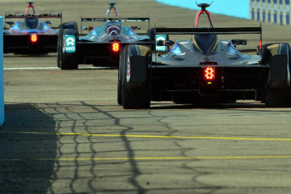 Ab 2019 engagiert sich Porsche in der elektrischen Formel E (im Bild: Meisterschaft in Berlin im Juni dieses Jahres), kehren die Schwaben auch wieder in die Formel 1 zurück?