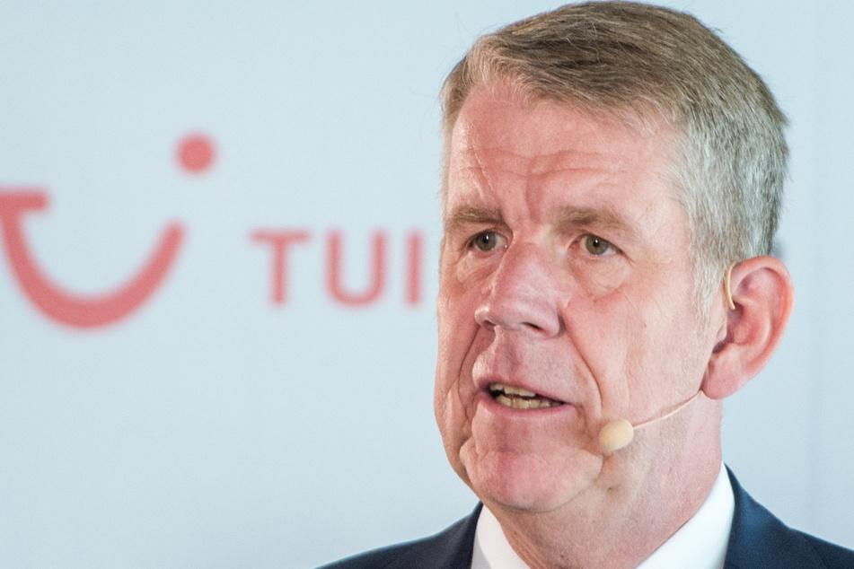 Vorstandschef Fritz Joussen (57). (Archivbild)