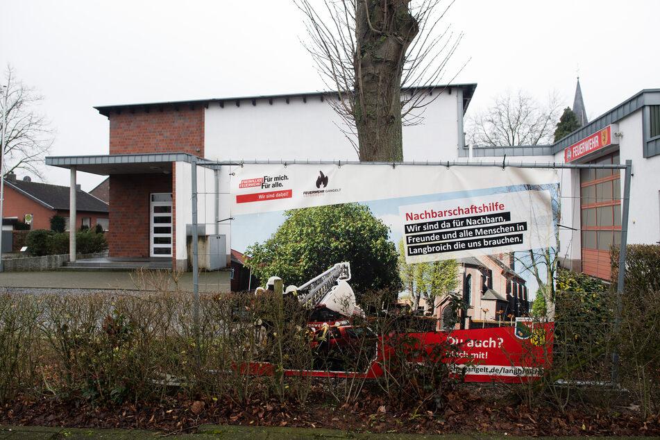 Nach einer Karnevalsfeier im Bürgertreff des Ortes Langbroich traten die ersten Covid-19-Erkrankungen in Nordrhein-Westfalen auf.