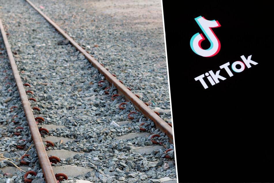 TikToker (†18) bei Videodreh von Zug erfasst und getötet