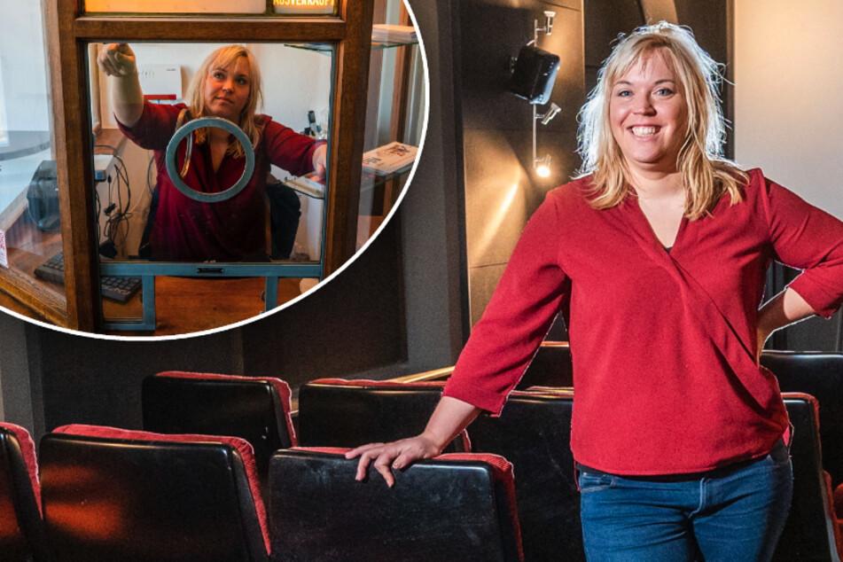 Frisch renoviert! Schneeberg hat ein neues Kino, das nicht öffnen darf