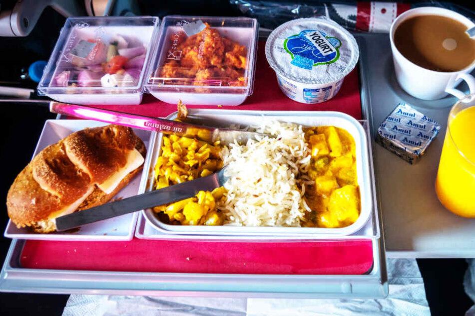 Erstes Restaurant serviert nur Essen aus dem Flugzeug!