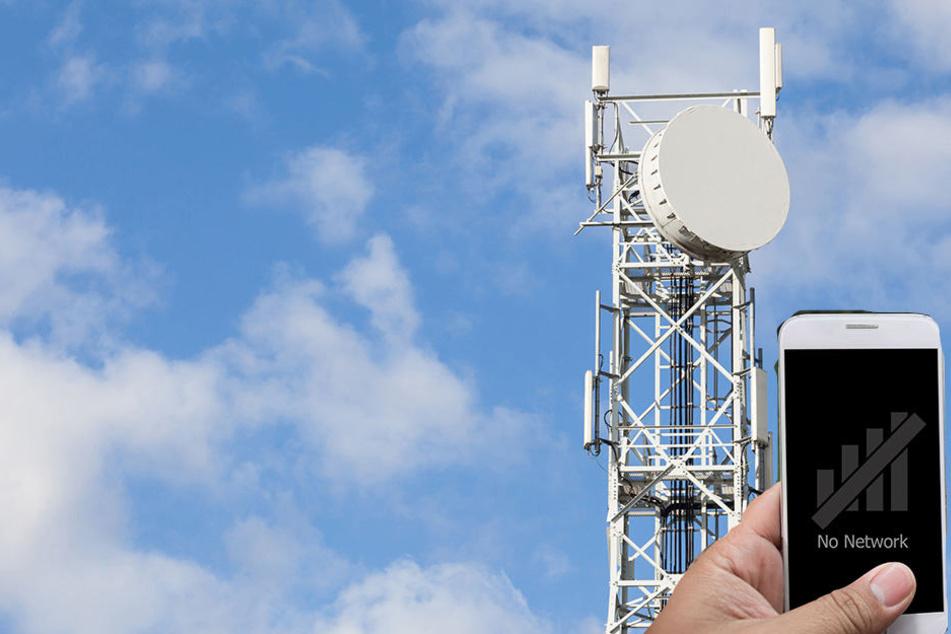 Viele o2-Kunden in Bielefeld kämpfen mit langsamer Surfgeschwindigkeit trotz vorhandenen LTE-Netzempfang. (Symbolfoto)