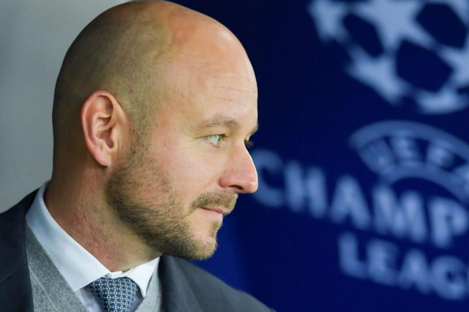 Ist er der nächste? Auch TSG-Sportdirektor Alexander Rosen wird von vielen Clubs umworben.