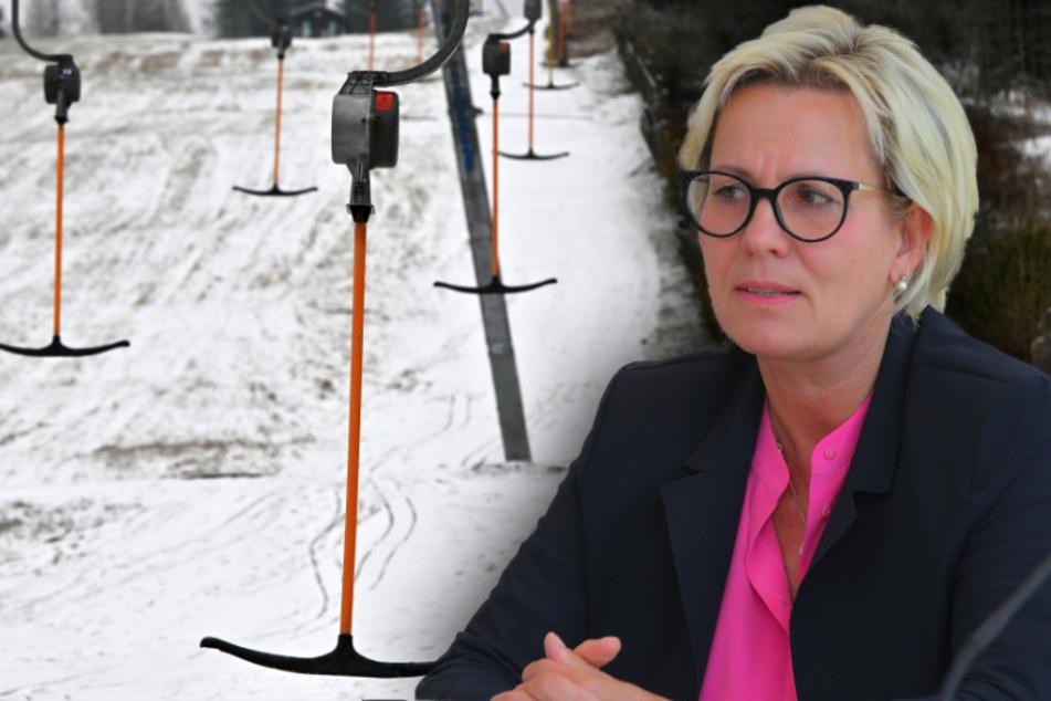 Schock für Lift-Betreiber: Klepsch sagt Ski-Saison für Sachsen vorzeitig ab!