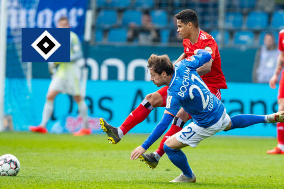 Torloses Remis: HSV mit dürftiger Leistung beim VfL Bochum