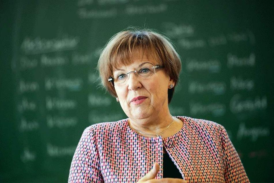 Brunhild Kurth (63, CDU).