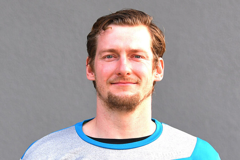 Ein starker Rückhalt seiner Mannschaft: Keeper Mario Huhnstock.