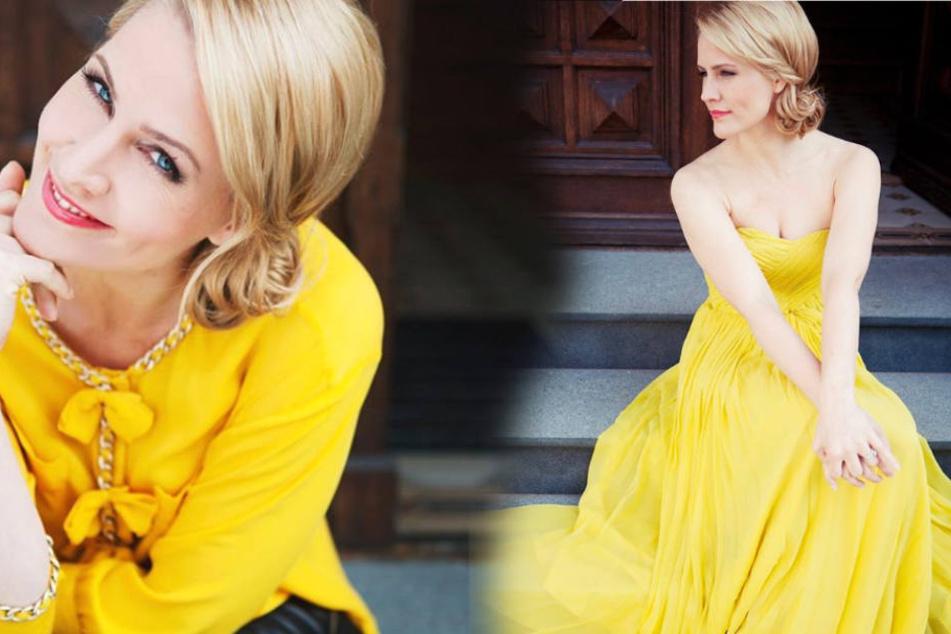 Die schöne Blondine wirkt perfekt - dabei war ihre Kindheit das nicht immer.