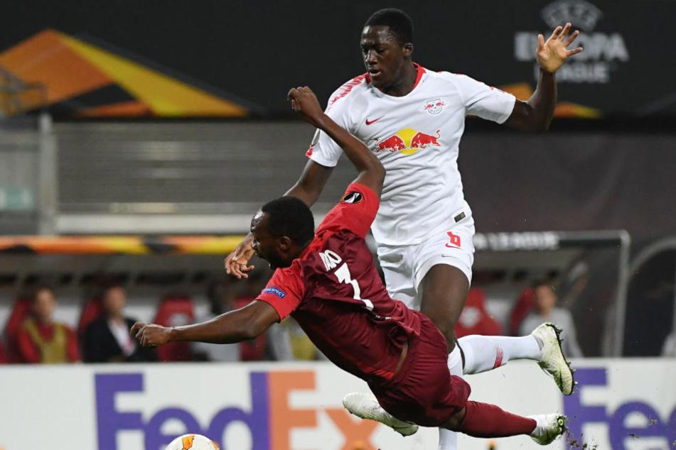 Vorletzter Gruppen-Spieltag in der Europa League. Salzburg kann das Weiterkommen mit einem Remis vorzeitig perfekt machen. Leipzig bräuchte schon eher einen Sieg.