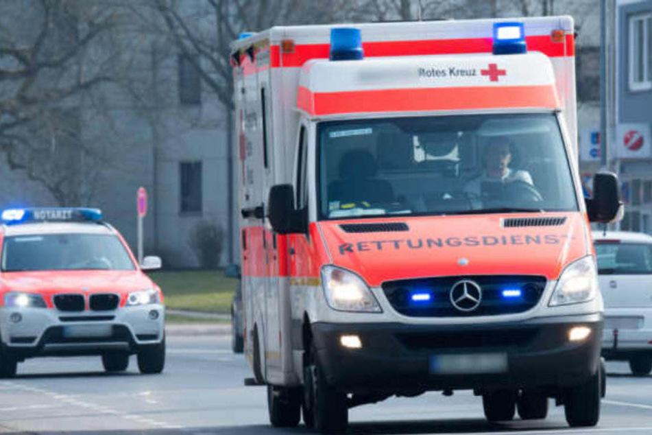 Ein 10-Jähriger und ein 13-Jähriger wurden durch flüchtende Fahrer verletzt. (Symbolbild)