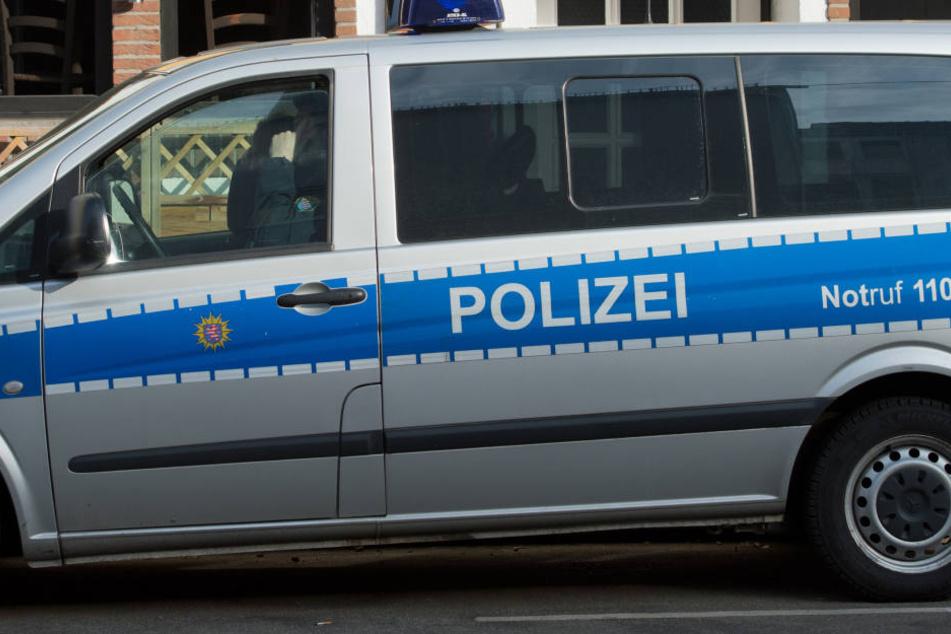 Zwei Streifenwagen wurden von der Frau mutwillig beschädigt (Symbolbild).