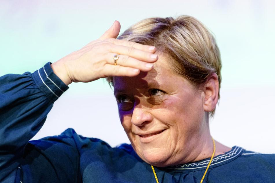 Susanne Eisenmann (55) ist die CDU-Spitzenkandidatin für die Landtagswahl in Baden-Württemberg.