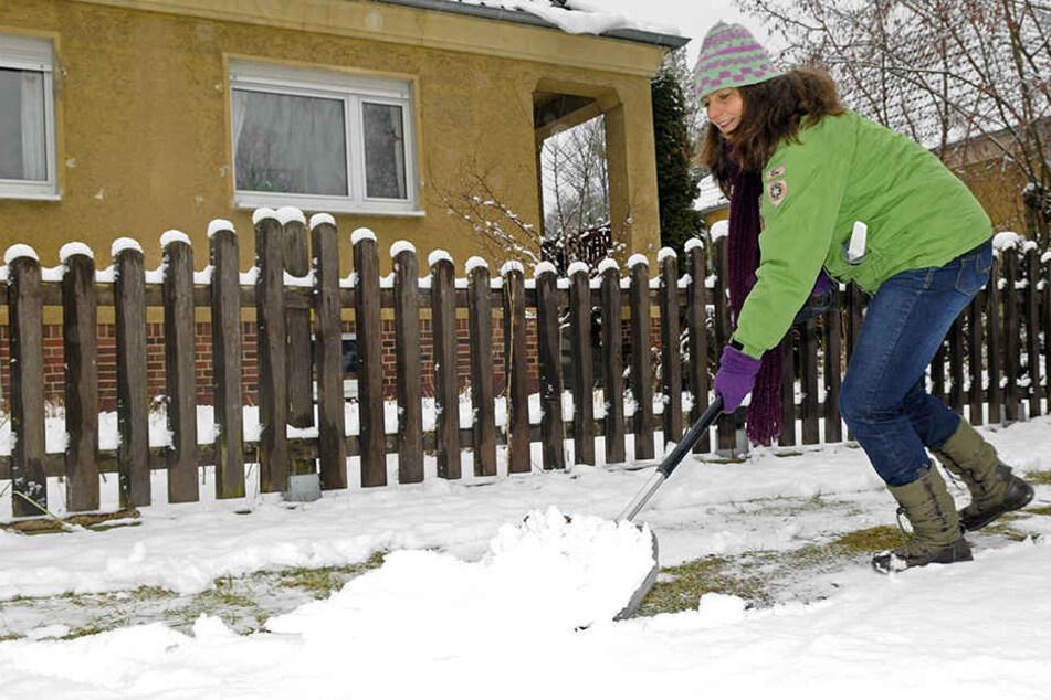 In den oberen Lagen könnte es am Wochenende Schnee geben. Weiße Weihnachten sind aber eher unwahrscheinlich.