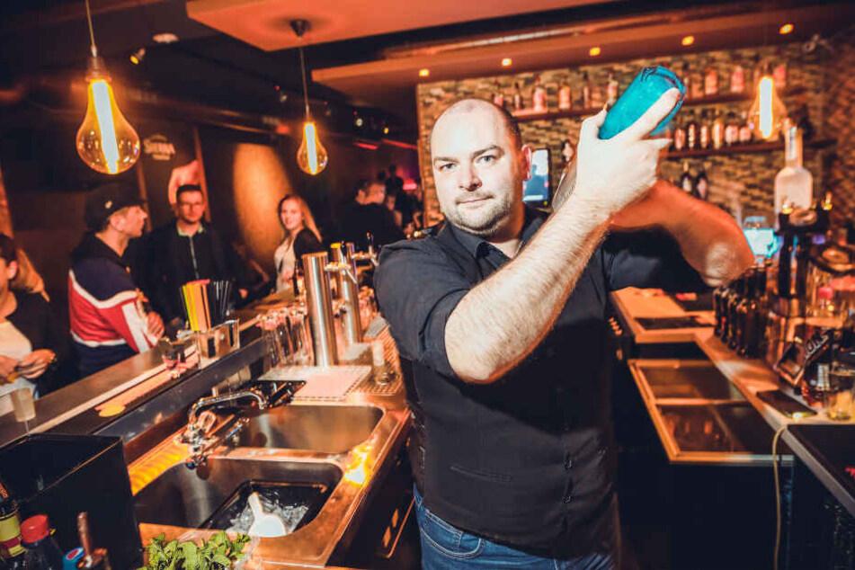 Sven Schückel wird die Bar nun managen.