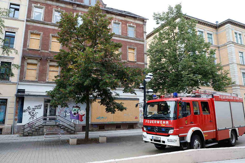 Anwohner am Brühl in Angst vor Großfeuer!