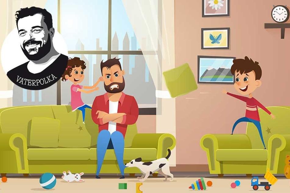 Liebe Nicht-Eltern: Einfach mal die Klappe halten!