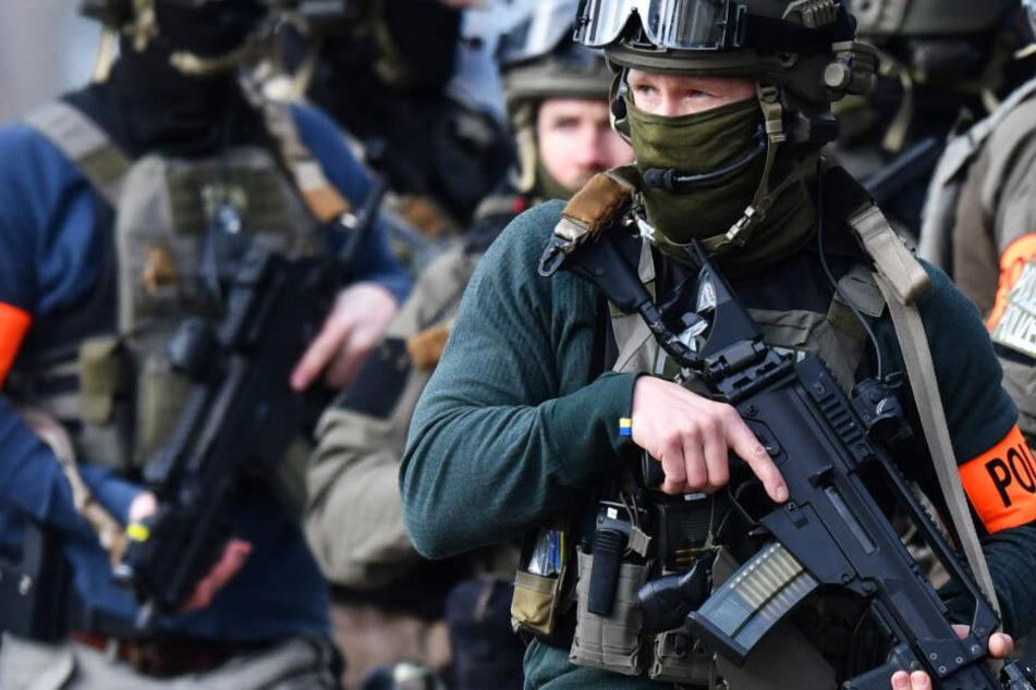 Terror-Anschlag in Deutschland geplant? Razzia und Festnahmen in Offenbach
