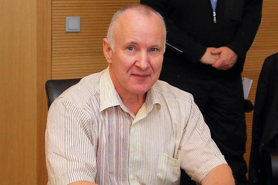 """Detlev G. (58) beteuert vor Gericht bis zum Schluss: """"Ich bin kein  Mörder."""""""
