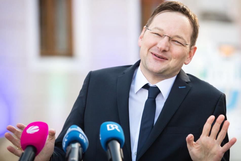 Hans Reichhart hat vor wenigen Wochen seinen Posten als Bauminister aufgegeben.